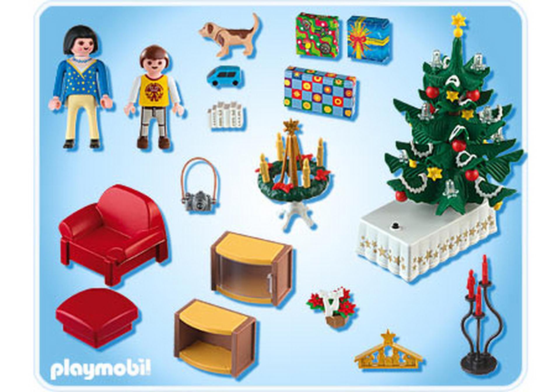 Weihnachtszimmer - 4892-A - PLAYMOBIL® Deutschland