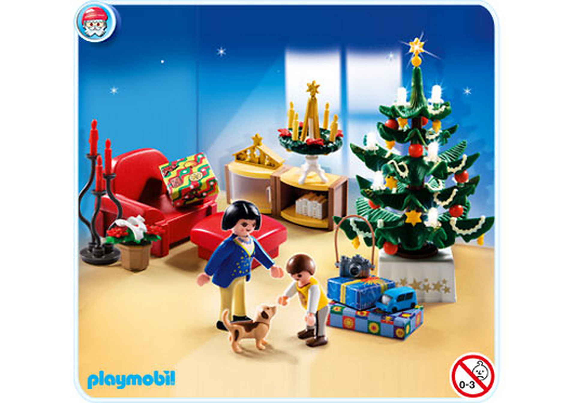 4892-A Weihnachtszimmer zoom image1