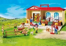 Playmobil Take Along Farm 4897