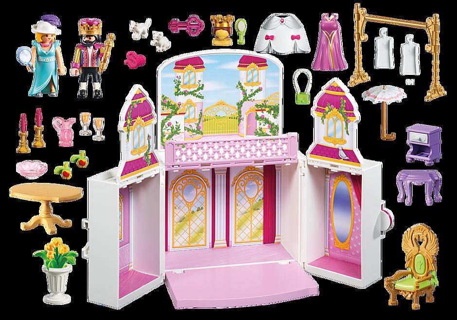 4898 Cofre 'Palácio Real' detail image 4