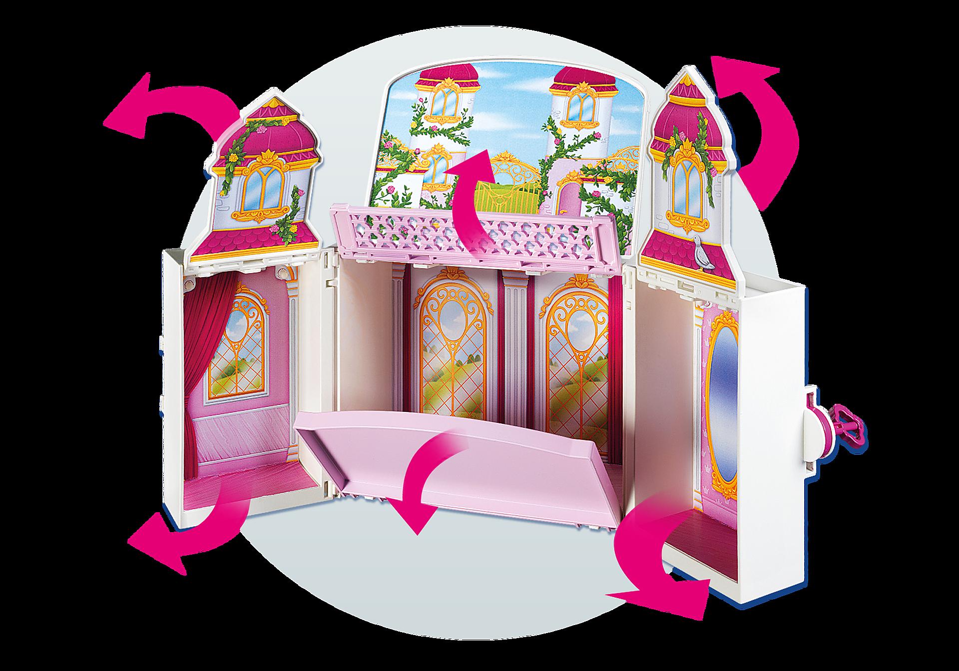 "4898 Spelbox ""Kungligt palats"" zoom image6"