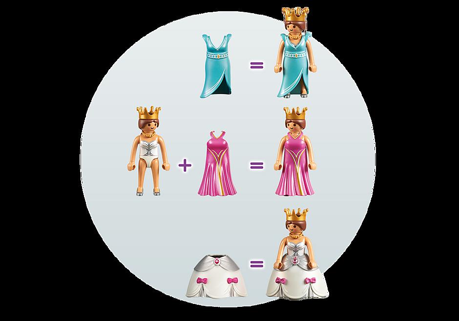 4898 Coffre Cour royale detail image 9