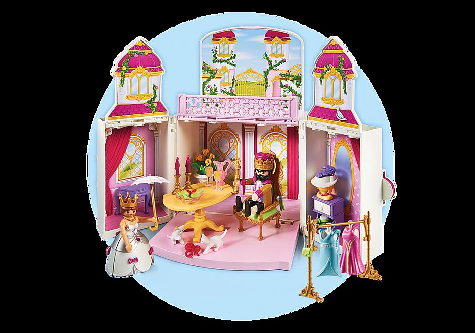 4898 Cofre 'Palácio Real' detail image 10