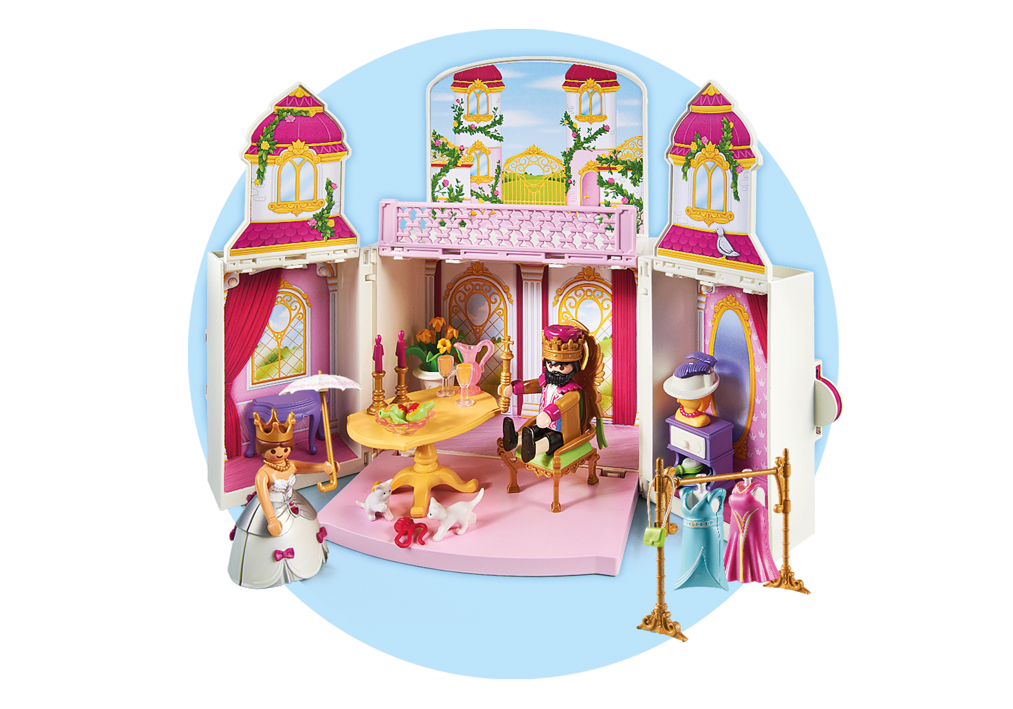 http://media.playmobil.com/i/playmobil/4898_product_extra6/My Secret Royal Palace Play Box