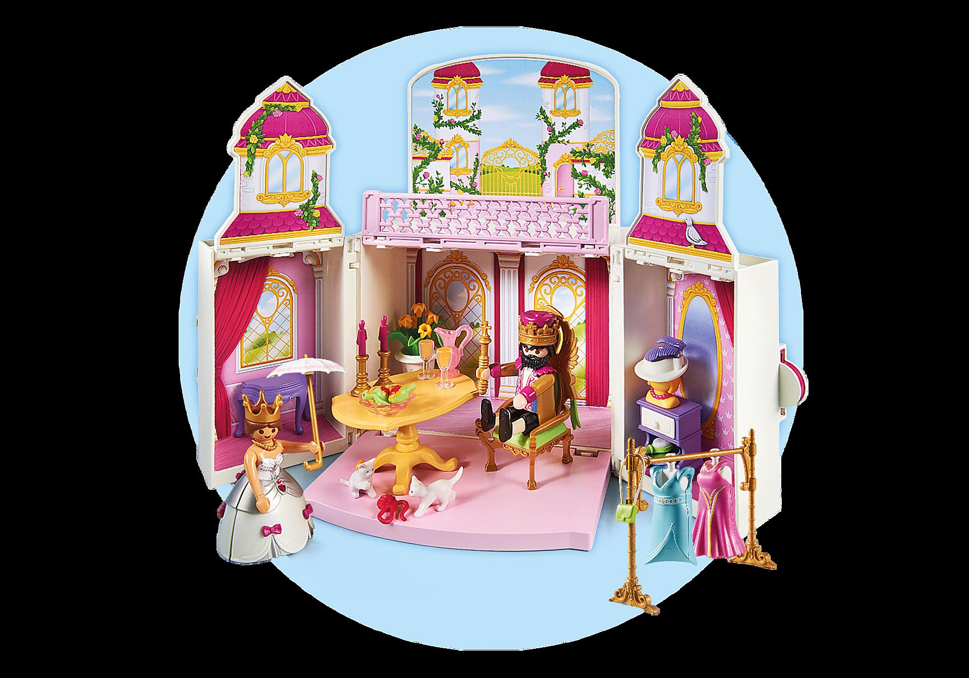 "http://media.playmobil.com/i/playmobil/4898_product_extra6/Spelbox ""Kungligt palats"""