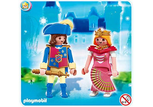 4913-A Duo-Pack Graf und Gräfin detail image 1