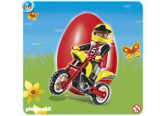 Moto cross biker 4923 a playmobil deutschland - Moto cross playmobil ...