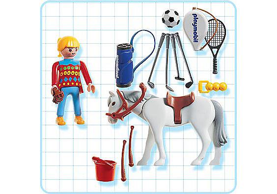 4949-A Fillette/accessoires multisport detail image 2
