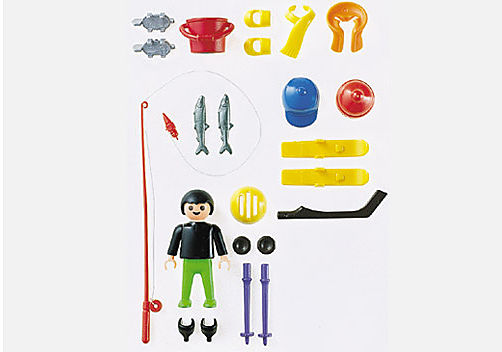 4998-A Multikid Sport-Boy detail image 2