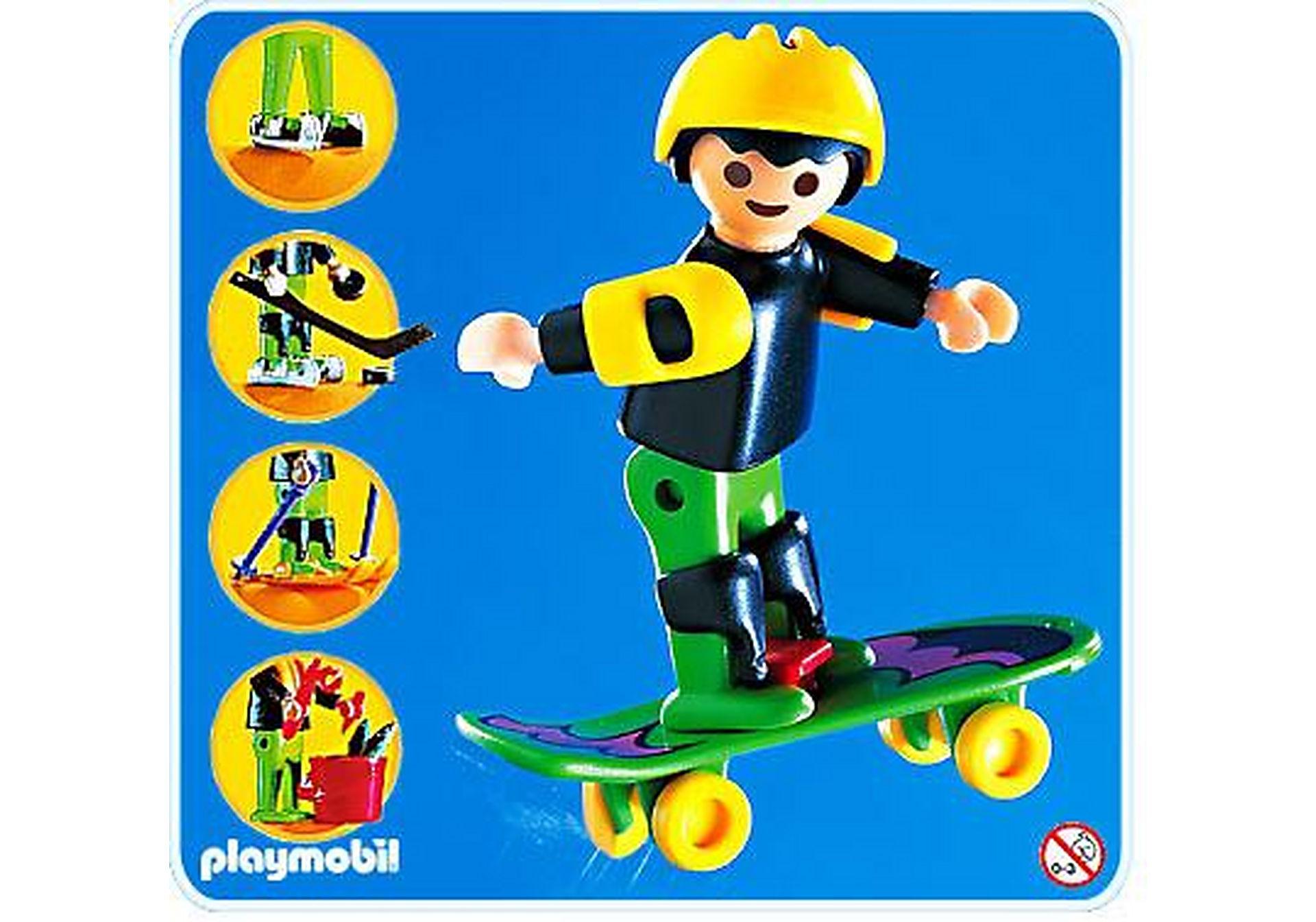 4998-A MultiKid-Enfant / skateboard zoom image1