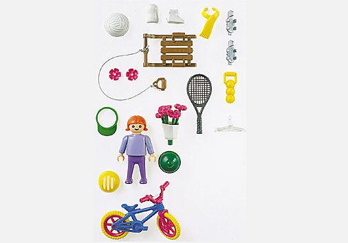 4999-A Multikid Sport-Girl detail image 2