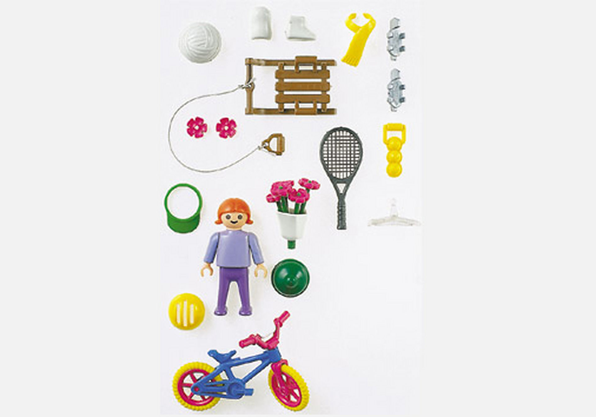 4999-A Multikid Sport-Girl zoom image2