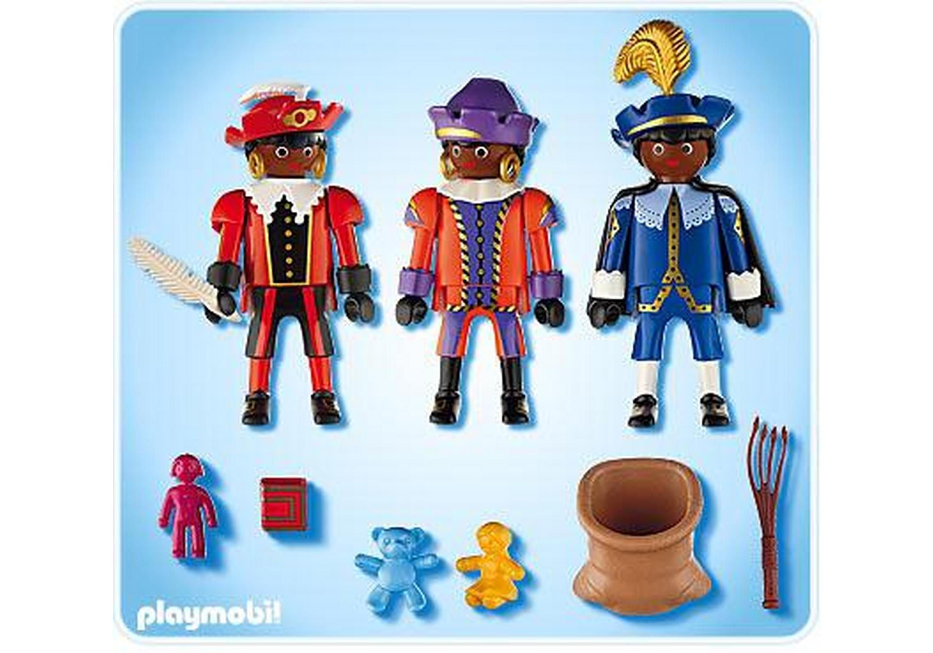 Les p res fouettard 5040 a playmobil suisse for Playmobil buanderie