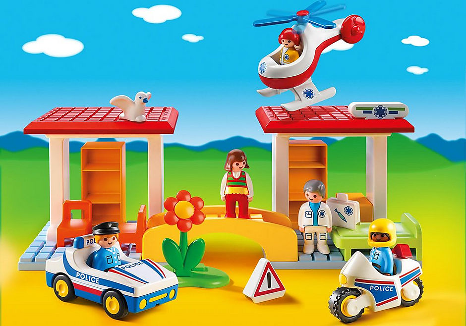 http://media.playmobil.com/i/playmobil/5046_product_extra1/Polizei und Ambulanz 1.2.3