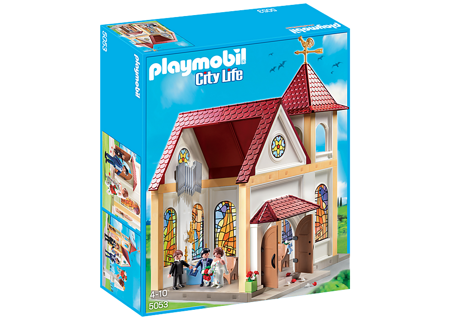 http://media.playmobil.com/i/playmobil/5053_product_box_front/Eglise avec couple de mariés