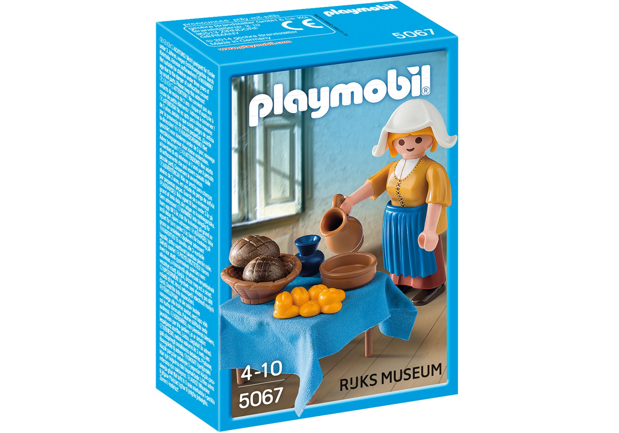 Melkmeisje 5067 Playmobil 174 Nederland