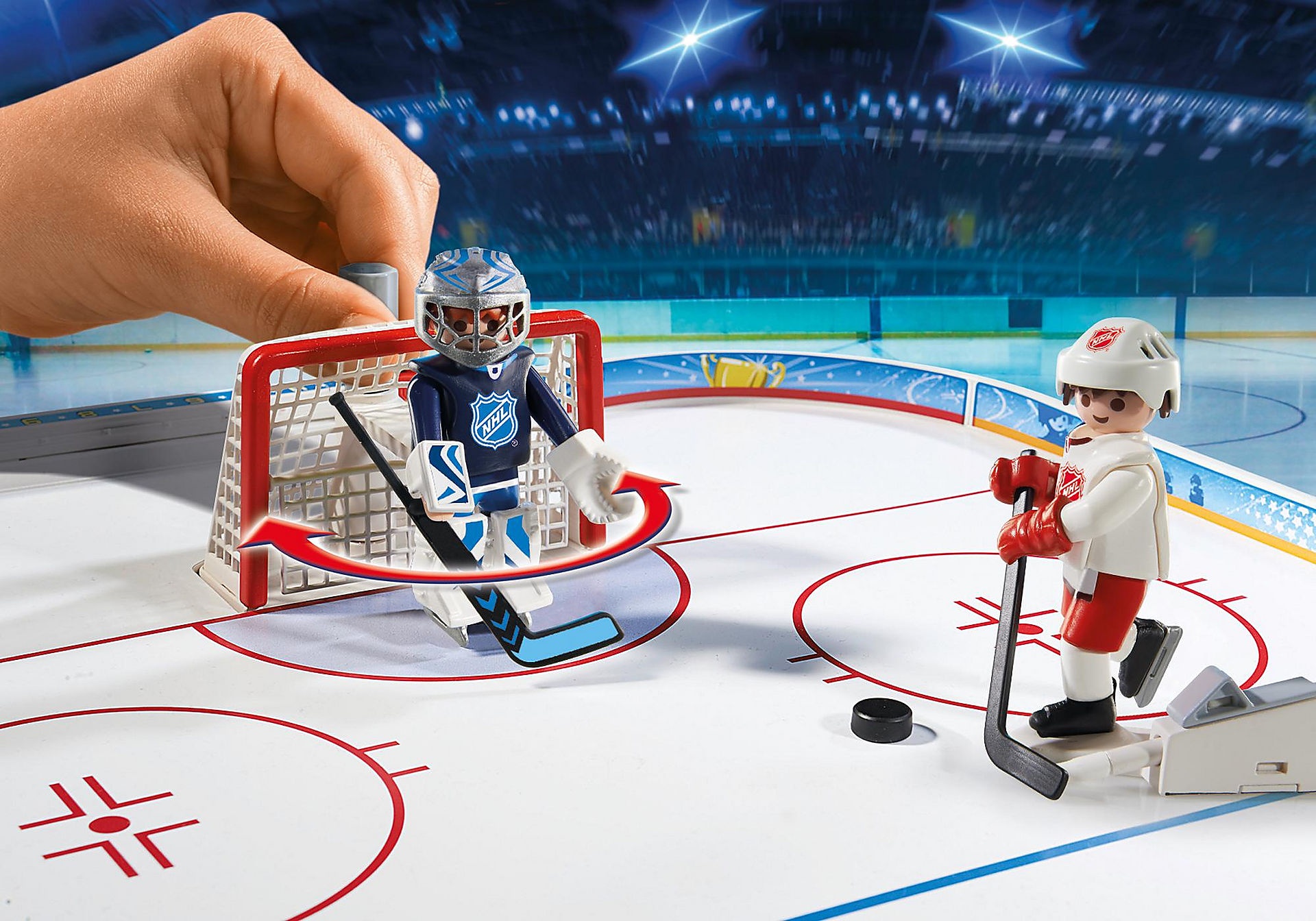 5068 NHL™ Arena zoom image4