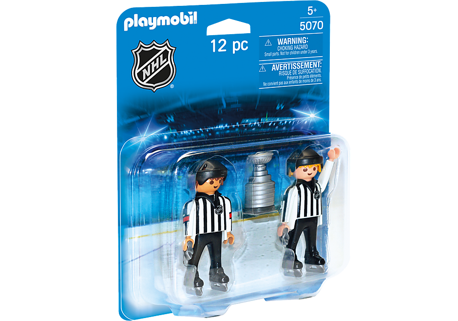 5070 NHL® Referees with Stanley Cup® detail image 2