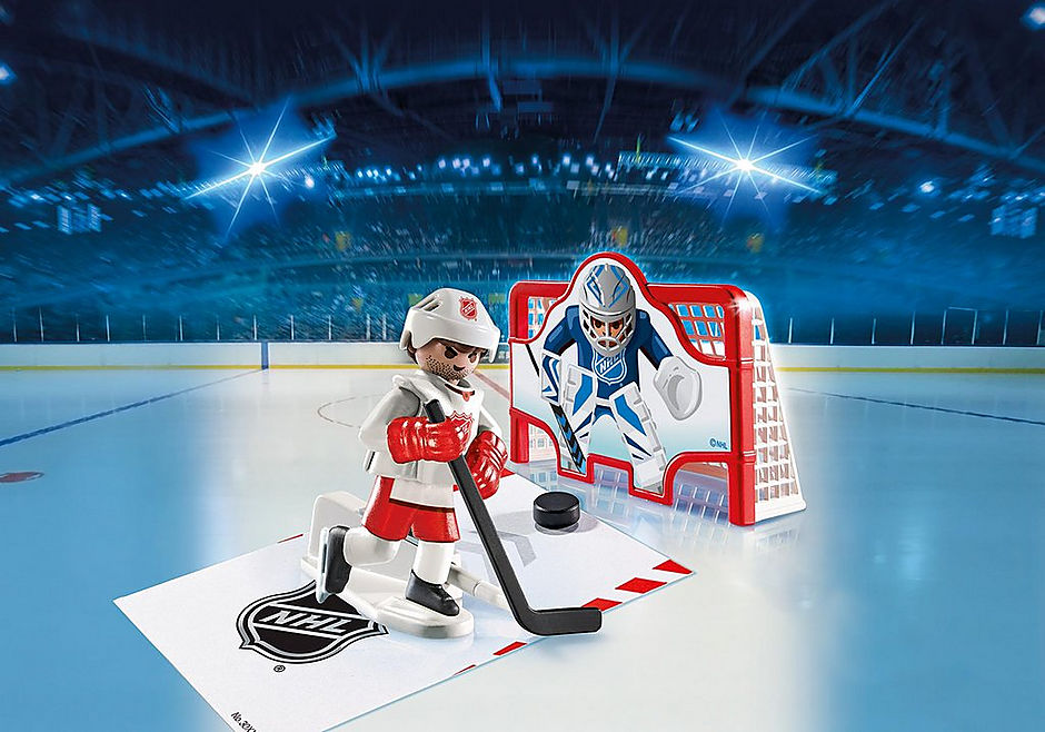 5071 NHL® Eishockey-Tortraining detail image 1