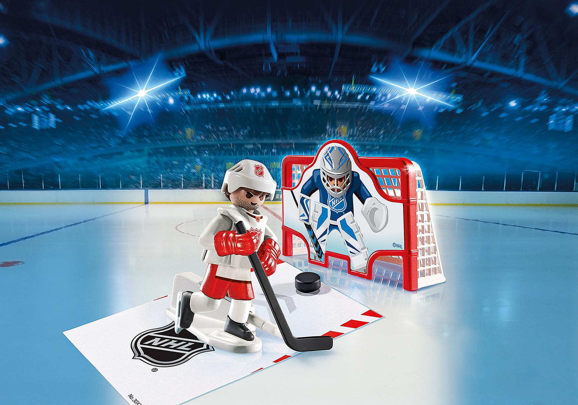 5071 NHL® Eishockey-Tortraining zoom image1