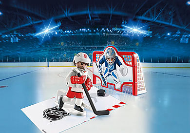 5071 NHL® Eishockey-Tortraining