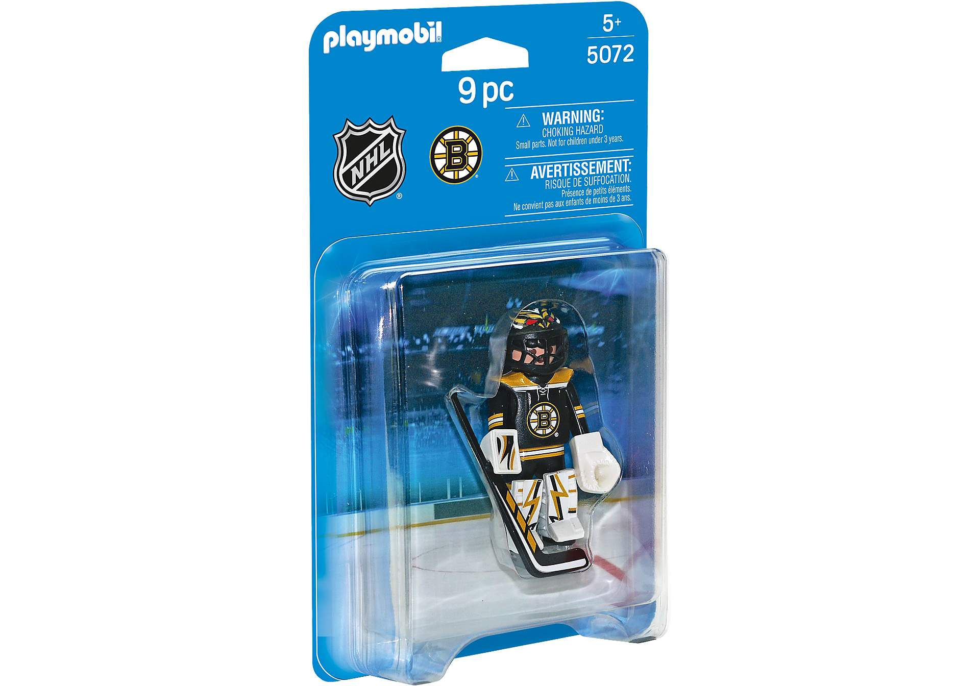 5072 NHL™ Boston Bruins™ Goalie zoom image2