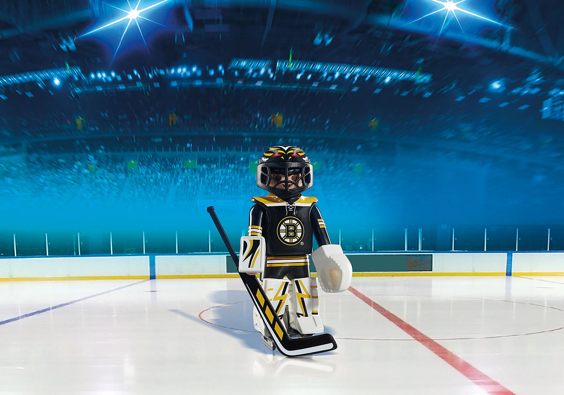 5072 NHL® Boston Bruins® Goalie zoom image1