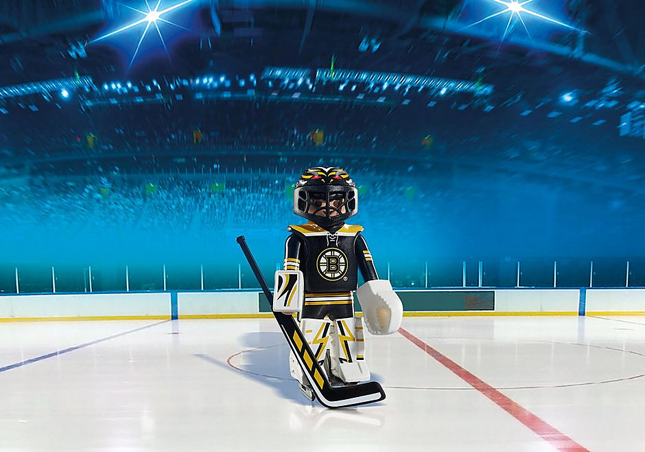 5072 NHL® Boston Bruins® Goalie detail image 1