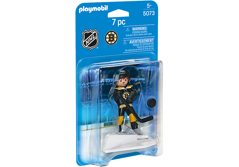 5073 NHL® Boston Bruins® Player detail image 2