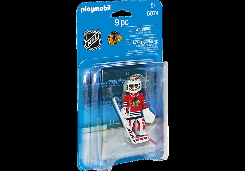 5074 NHL® Chicago Blackhawks® Goalie detail image 2