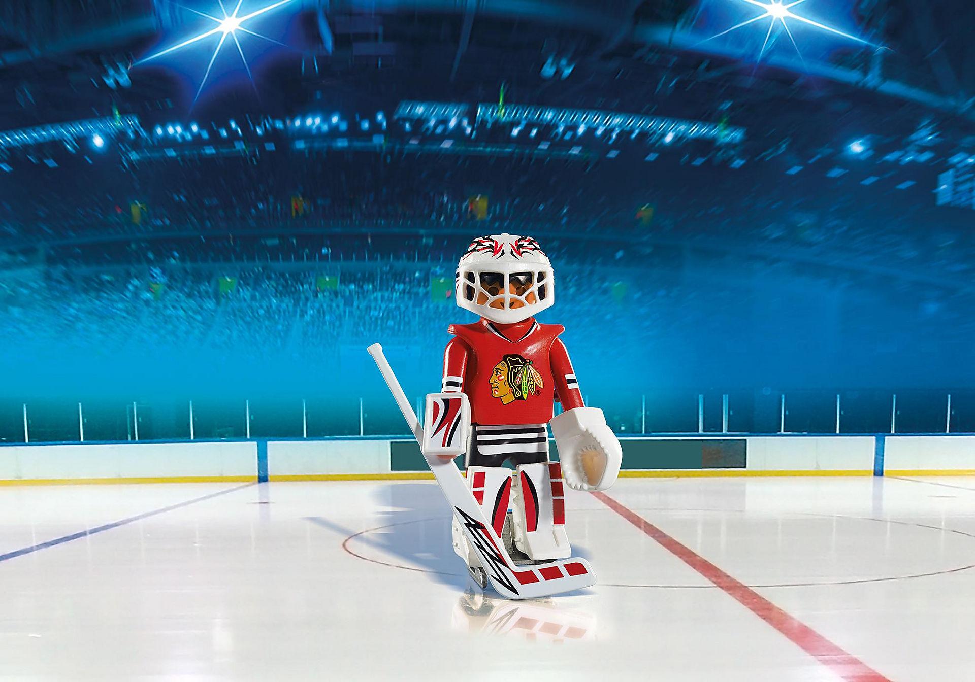 5074 NHL™ Chicago Blackhawks™ Goalie zoom image1