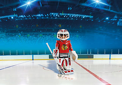 5074 NHL™ Chicago Blackhawks™ Goalie