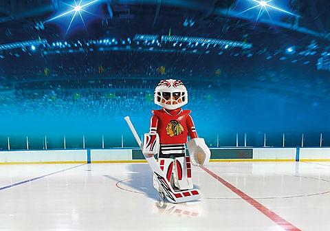 5074 NHL™ Chicago Blackhawks™ Goalie