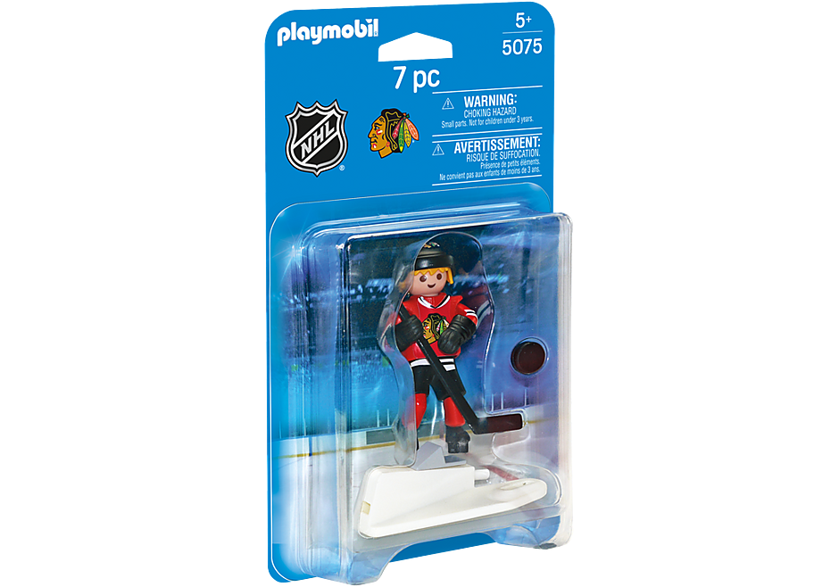 5075 NHL™ Chicago Blackhawks™ Player detail image 2