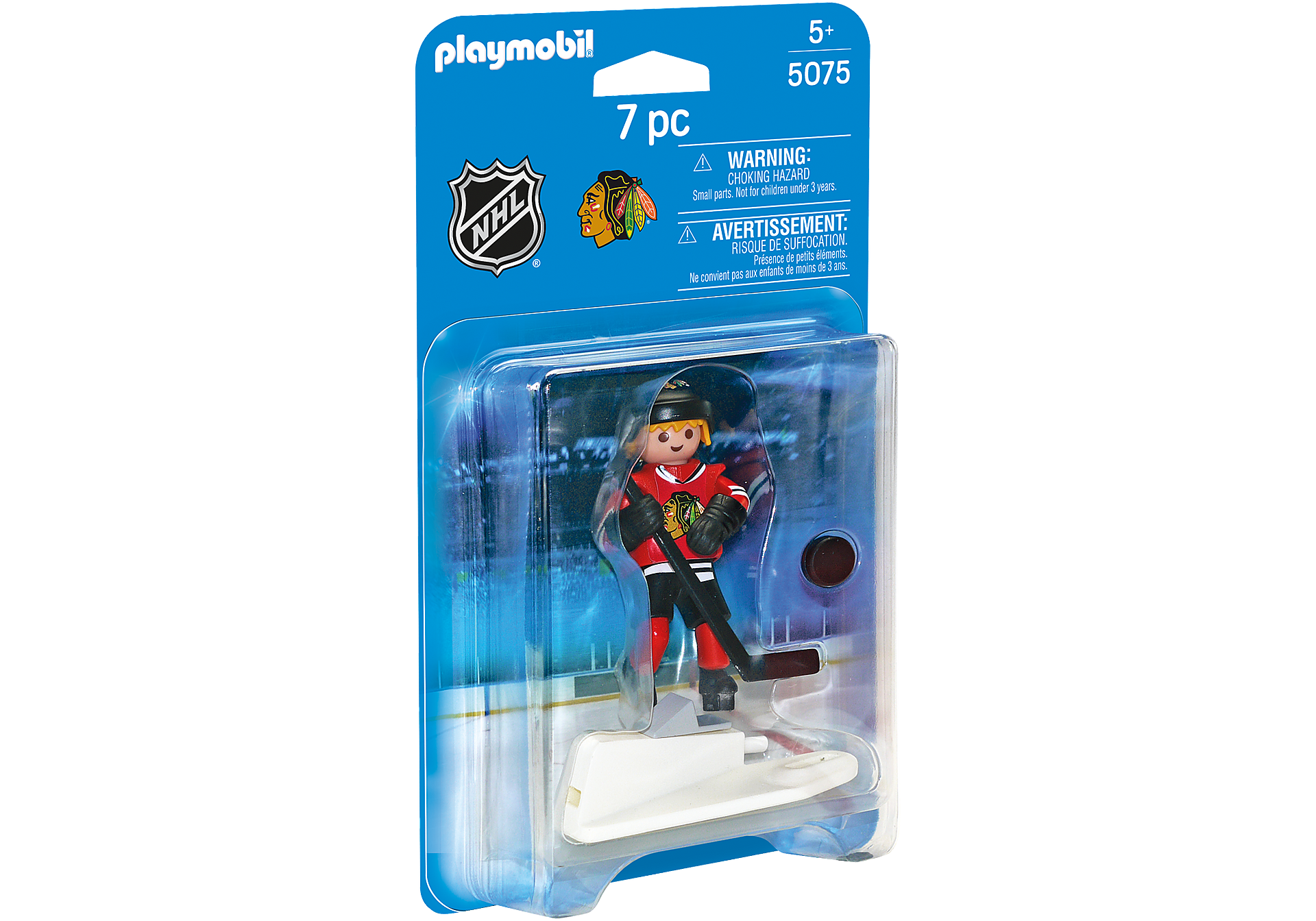 5075 NHL™ Chicago Blackhawks™ Player zoom image2