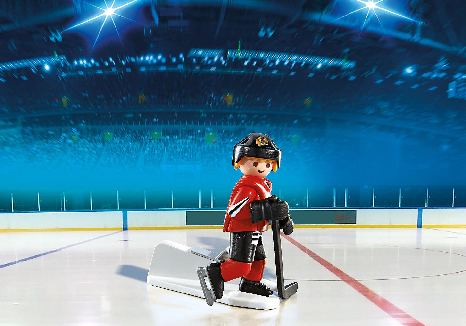 5075 NHL® Chicago Blackhawks® Player zoom image1