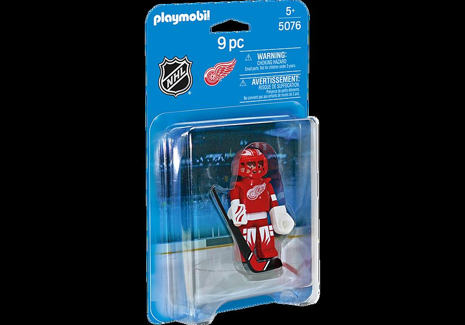 5076 NHL® Detroit Red Wings® Goalie detail image 2