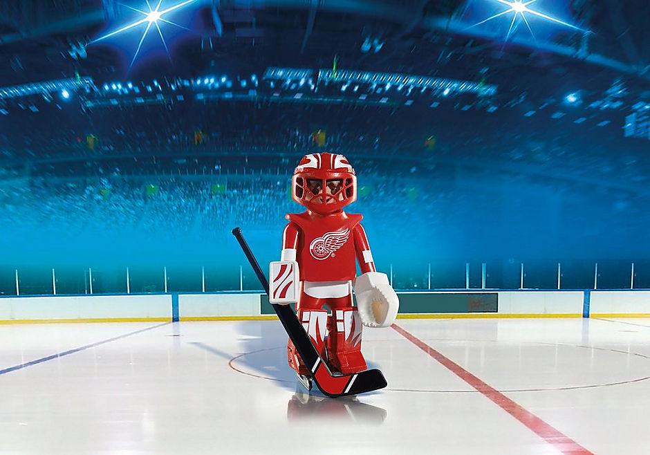 5076 NHL® Detroit Red Wings® Goalie detail image 1