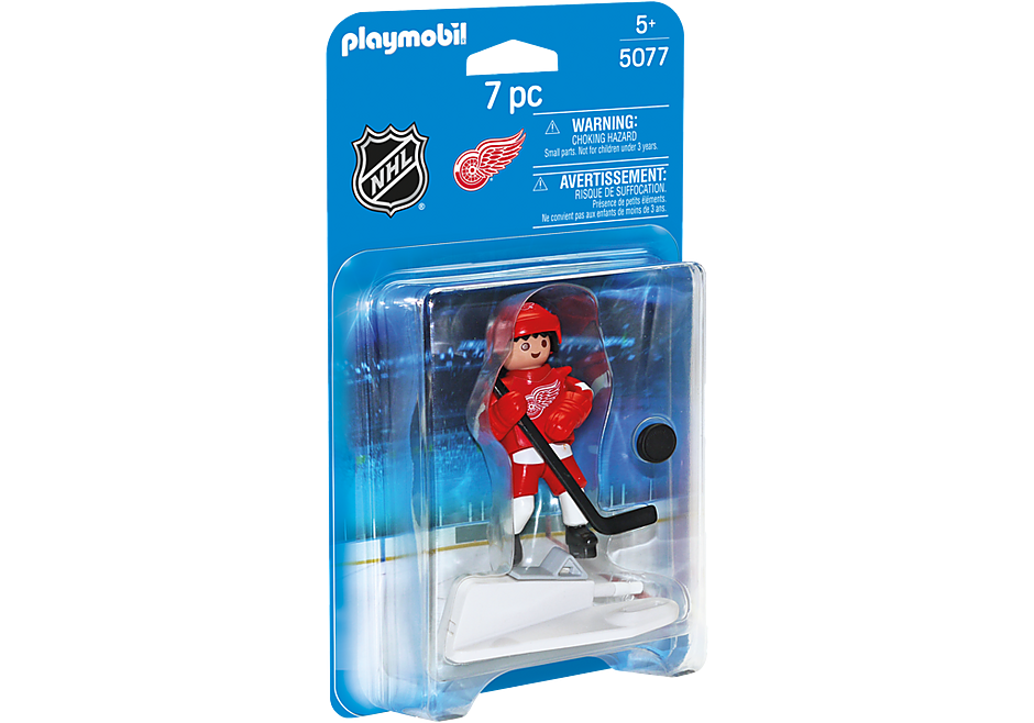 5077 NHL® Detroit Red Wings® Player detail image 2
