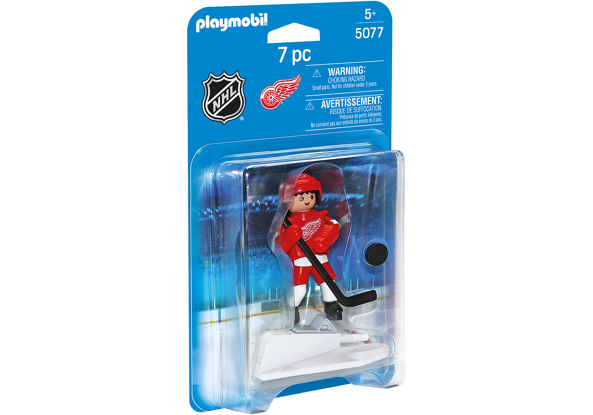 5077 NHL® Detroit Red Wings® Player zoom image2