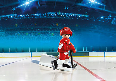5077 NHL® Detroit Red Wings® Player