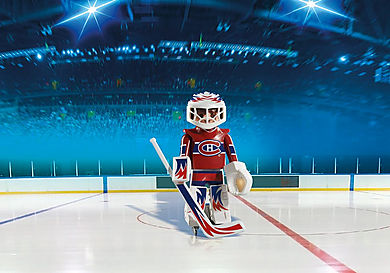 5078_product_detail/NHL™ Montreal Canadiens™ Goalie