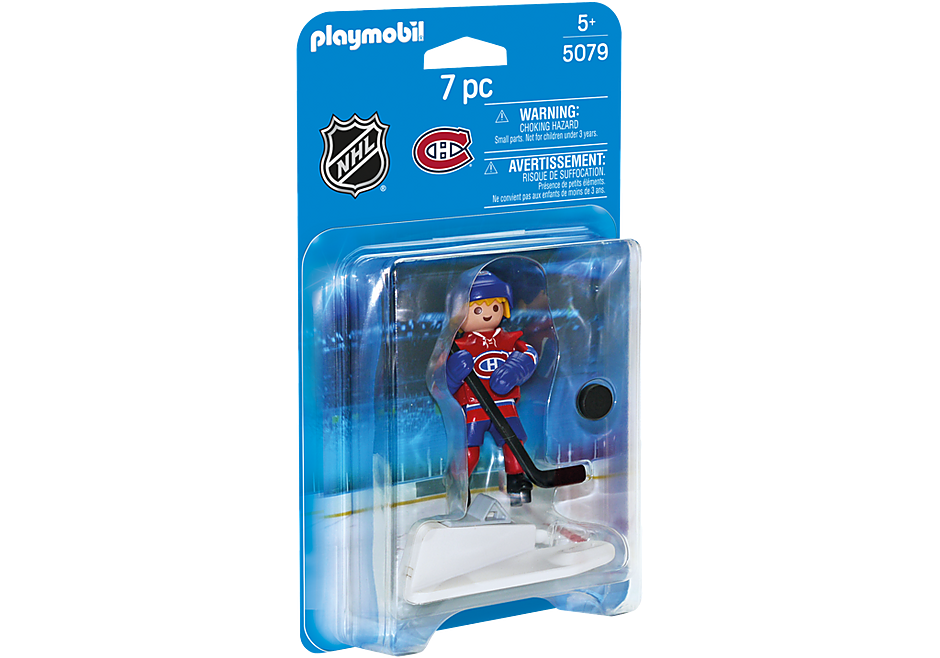 5079 NHL® Montreal Canadiens® Player detail image 2