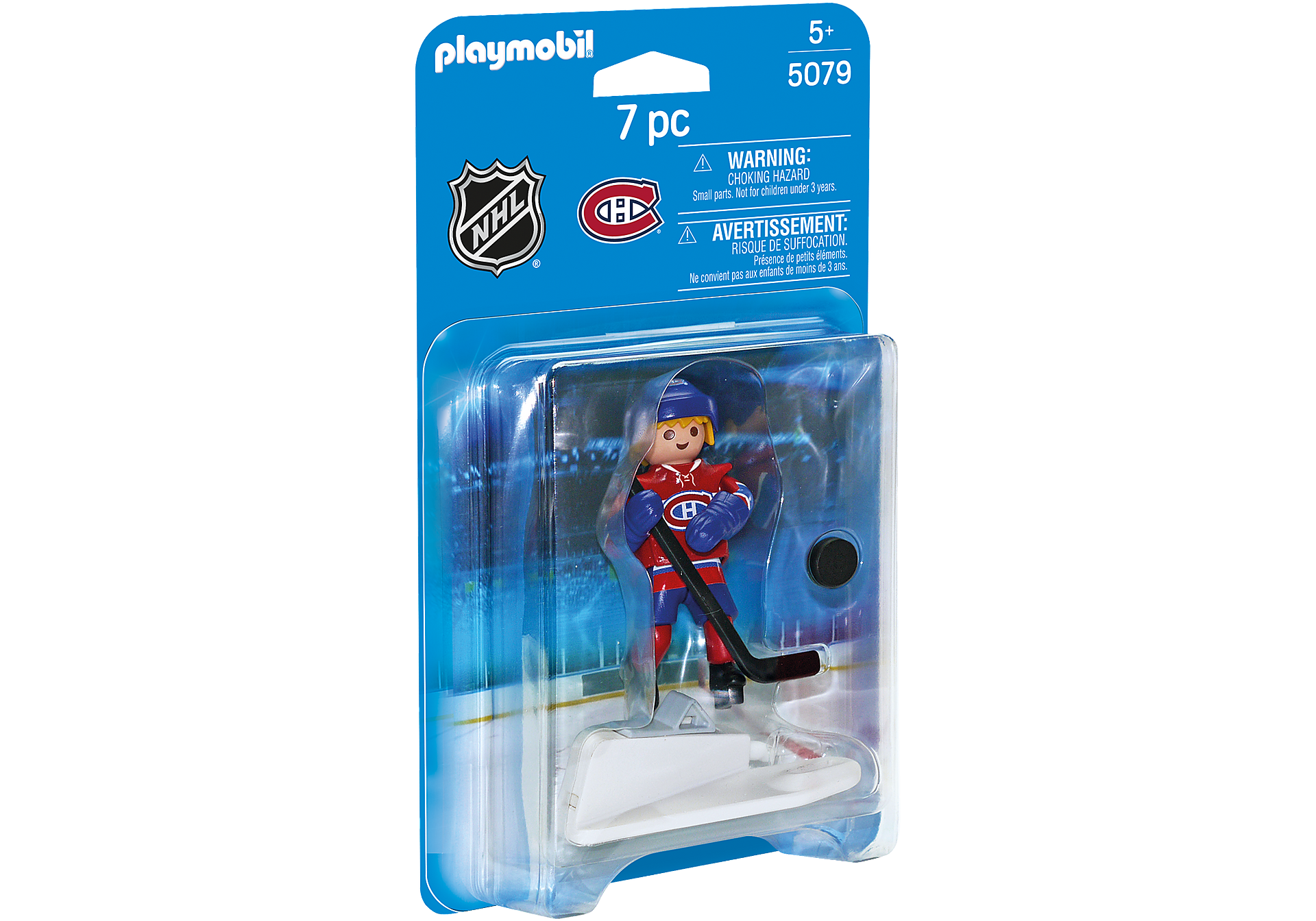 5079 NHL® Montreal Canadiens® Player zoom image2