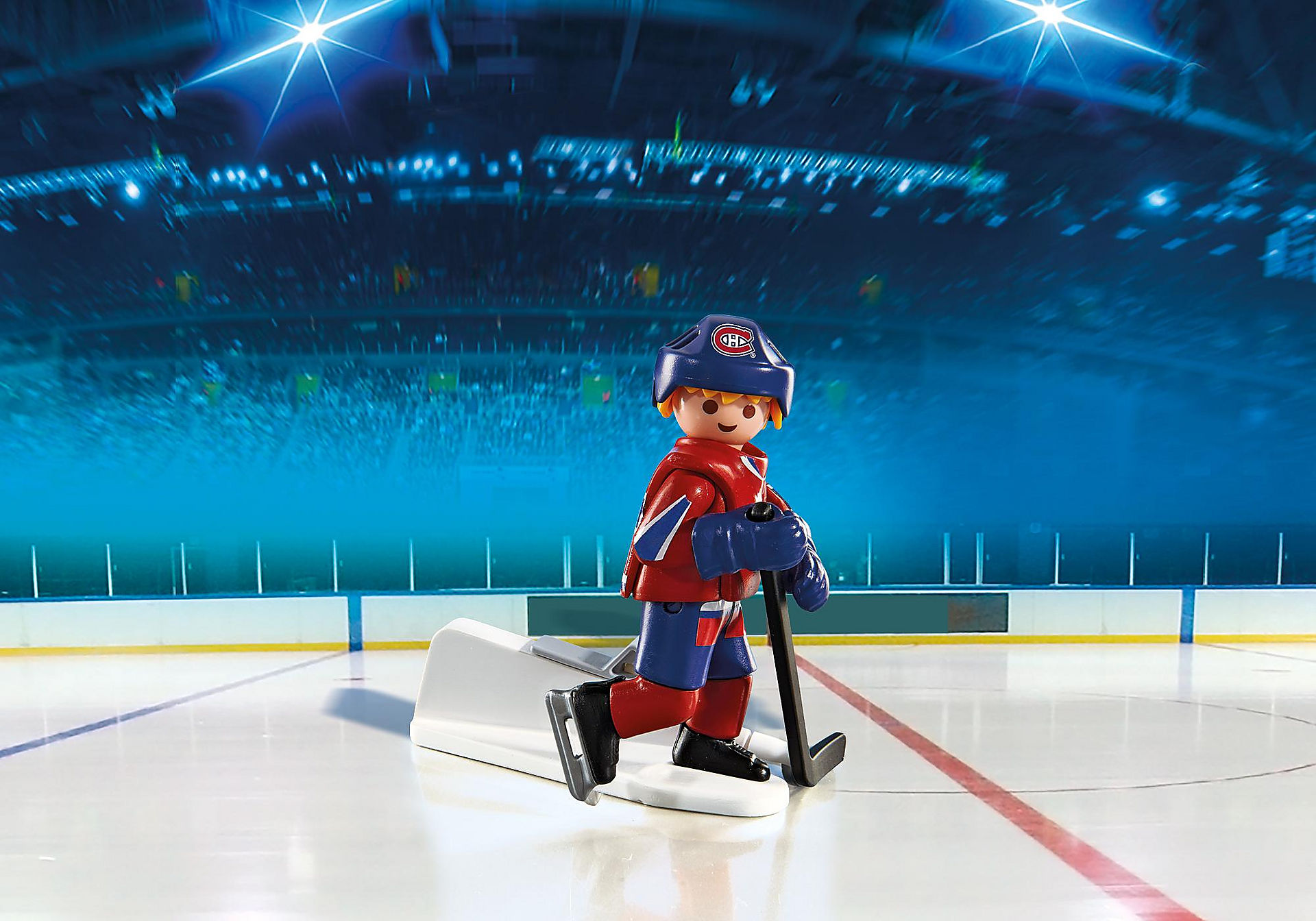 5079 NHL® Montreal Canadiens® Player zoom image1