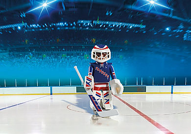 5081 NHL™ New York Rangers™ Goalie