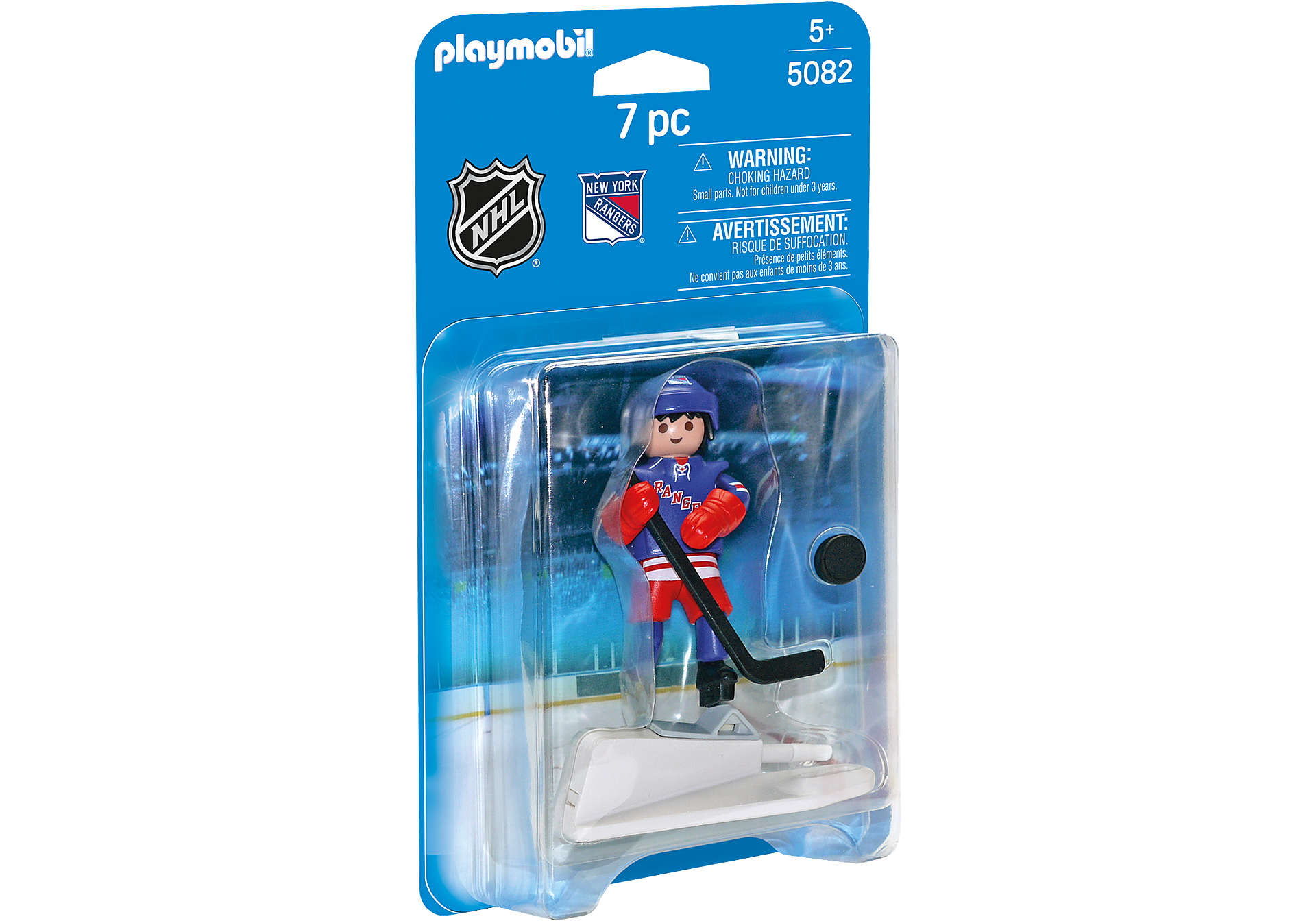 5082 NHL® New York Rangers® Player zoom image2