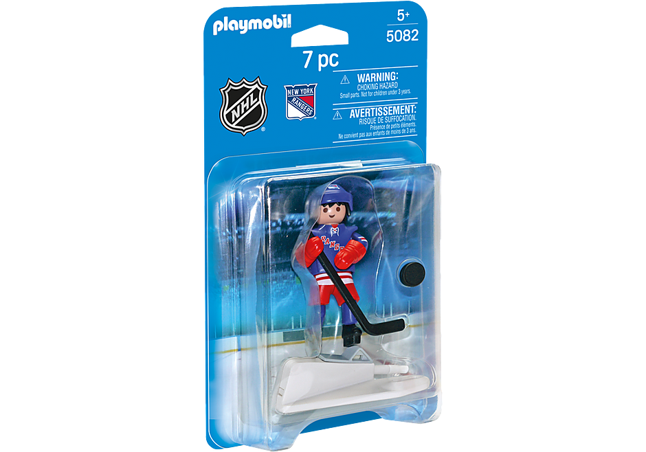 5082 NHL® New York Rangers® Player detail image 2