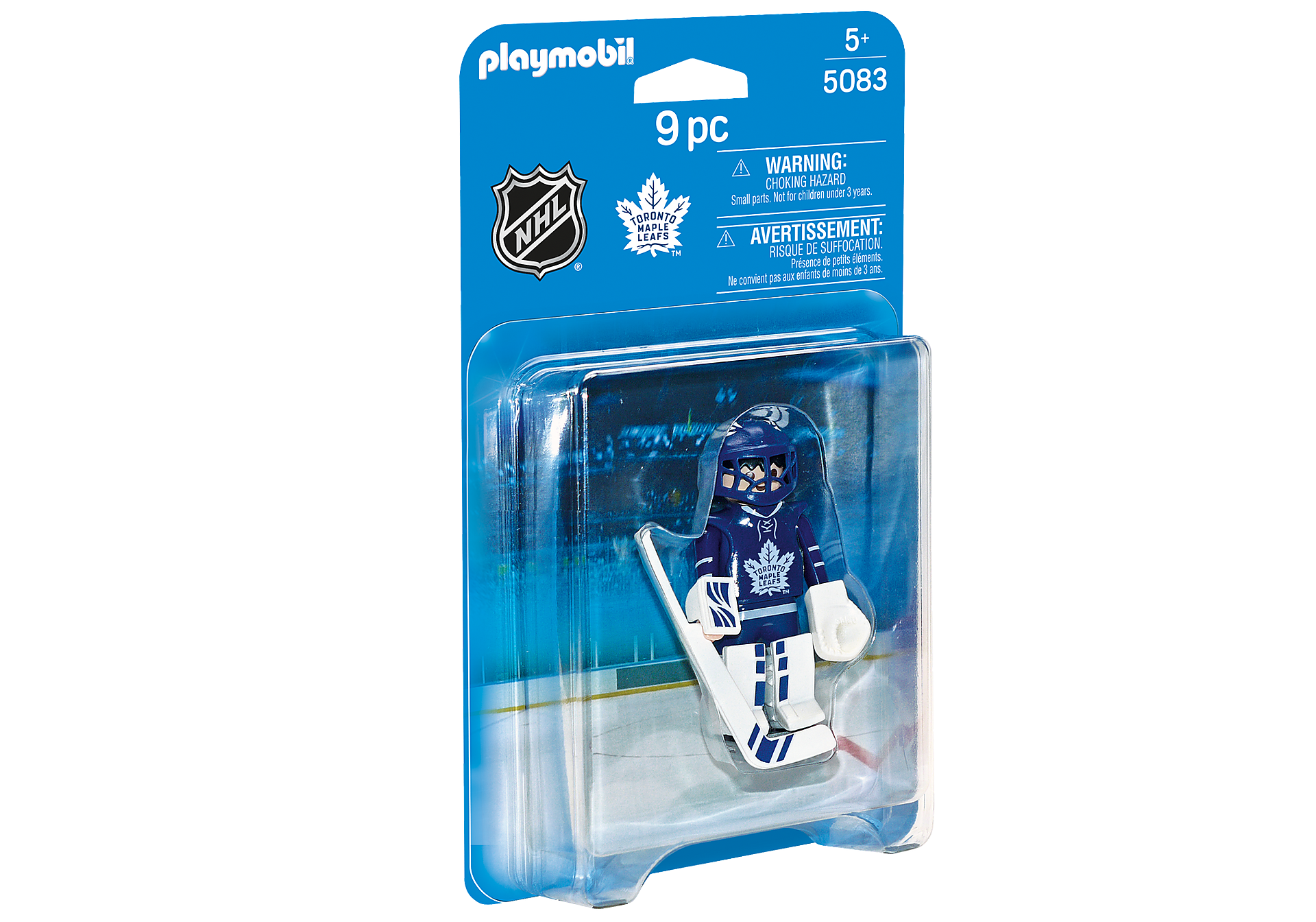 5083 NHL® Toronto Maple Leafs® Goalie zoom image2