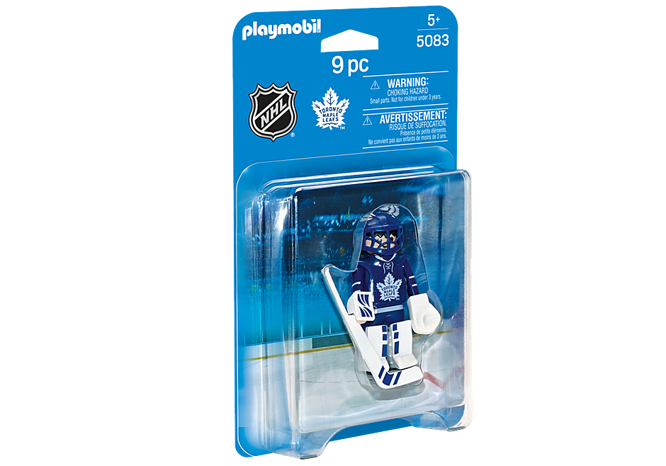 http://media.playmobil.com/i/playmobil/5083_product_box_front/NHL™ Toronto Maple Leafs™ Goalie